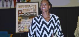 Track Legend Marion Jones Shares Redemptive Story