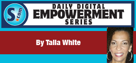 TALIA WHITE: Water: The high quality H2O