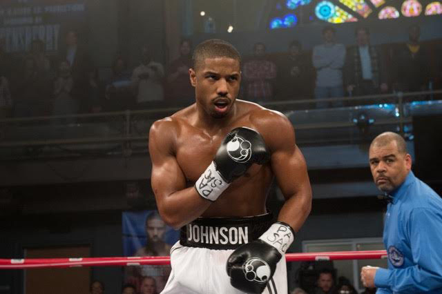 "Michael B. Jordan stars in ""Creed."" (Courtesy Photo/Warner Bros.)"