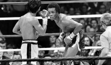 Sugar Ray Leonard said that he knew that he was going to win his rematch with Roberto Duran at the Superdome in New Orleans, La. (Sugar Ray Leonard Foundation)