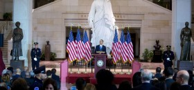 President Obama Celebrates 150th Anniversary of the 13th Amendment