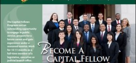 Capital Fellows Program Currently Seeking Applicants