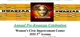Celebrate Kwanzaa with the Sacramento Association of Black Social Workers