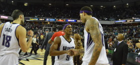 Kings Continue To Roll, Beat Atlanta For Fourth Straight Victory