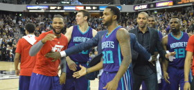 Cousins Scores 56, But Kings Fall To Hornets 129-128 In Double Overtime