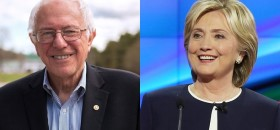 Clinton, Sanders clash over minorities, money and Obama