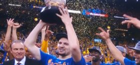 Golden State Warriors Defy History, Defeat OKC 96-86 To Reach NBA Finals