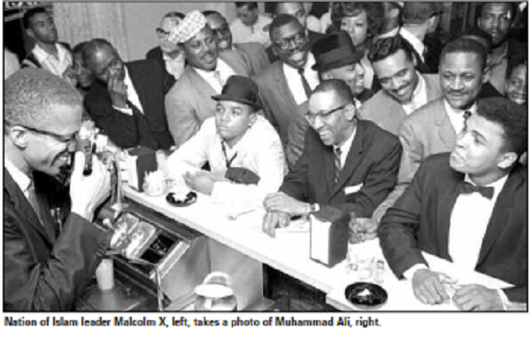 MUHAMMAD ALI AND THE NATION