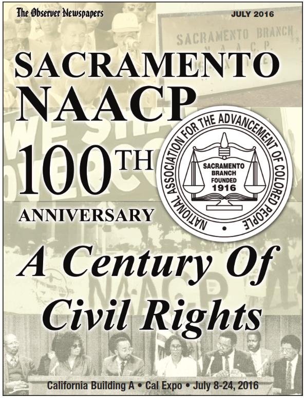 NAACP 100 YEARS