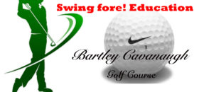 """Swing fore! Education"" Golf Tournament Tees off Sept. 9"