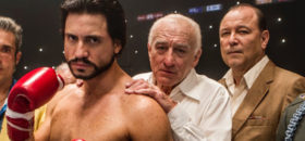 FILM REVIEW: HANDS OF STONE