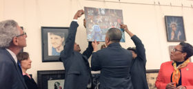 High School Artwork Pits Republicans Against CBC on Capitol Hill