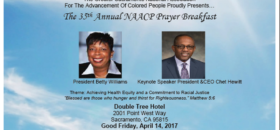 NAACP 35th Annual Prayer Breakfast