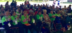 Statewide Senior Coalition Rally Lawmakers (Video)
