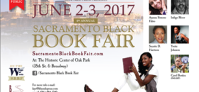 The Fourth Annual Sacramento Black Book Fair June 2-3, 2017