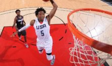 Kings Get Fox At No. 5, Usher In Wave Of Young Players