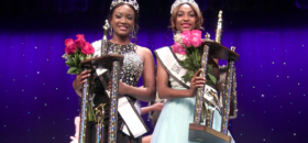Young Ladies Recognized As 'Miss Black' And 'Miss Black Teen' Sacramento