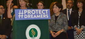 Nancy Pelosi, Doris Matsui and Democrats Urge DREAM Act Passage