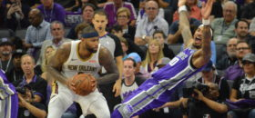 Kings Squander 19-Point Lead, Cousins Scores 41 In Return To Sacramento