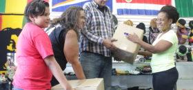 Local Entrepreneur Spearheads Donation Drive for Hurricane Survivors