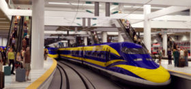 Cost climbs by $2.8 billion for California bullet train