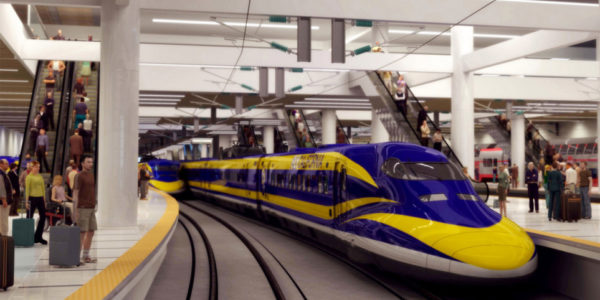 CA_bullet_train