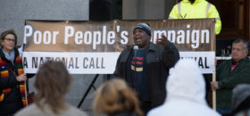 """Sacramento Activists and Organizers Raise """"Poor People's Campaign"""" Awareness"""
