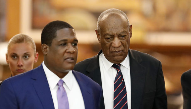 Cosby's Law Team Asks For Charges to Be Dropped