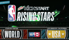 2 Kings lead World past US 155-124 in Rising Stars game