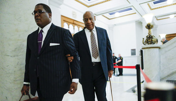 Accusers Can Testify In Cosby Retrial, Judge Says
